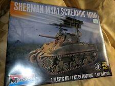 Monogram Sherman M4A1screaming Mimi