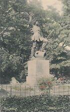 Fredericia país soldados Monument ak 1911 Brevkort Dinamarca Danmark 1811241