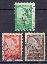 Jugoslawien o  MiNr 272 - 274 Falke Sokol