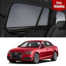 AUDI A4 2015-2018 B9 Sedan Rear Side Car Window Sun Blind Shade Screen  Mesh