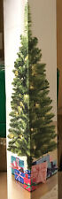 3ft GREEN PRE LIT TREE MINI BATTERY OPERATED 30 WARM WHITE LIGHTS CHRISTMAS 0.9M