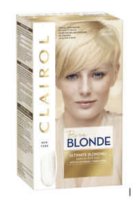 Clairol Born Blonde Ultimate Bonding w/ CC Colorseal Conditioner, SEALED BOXES