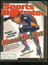 February 4, 2002 Apolo Ohno Olympic Speedskating Sports Illustrated