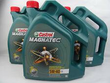 Castrol Magnatec aceite de motores 5w40 C3 5L (sello Alemán)