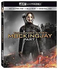 The Hunger Games: Mockingjay, Part 1 [New 4K UHD Blu-ray] With Blu-Ray, 4K Mas