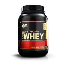 Optimum Nutrition Gold Standard Whey Protein Powder, French Vanilla Crme, 908 g