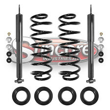 2003-2011 Ford Crown Victoria Rear Coil Springs & Shocks Conversion Kit