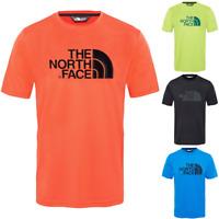 THE NORTH FACE TNF Tanken Running Training Gym Short Sleeve T-Shirt Mens New