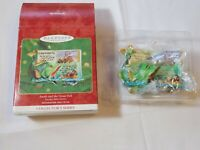 Hallmark Keepsake Ornament Jonah and the Great Fish Favorite Bible Stories 2000
