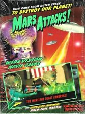 Topps Mars Attacks! Widevision Trading Cards -  36 Packs Sealed in Box!