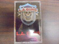"""NEW SEALED """"L.A. Guns  Cassette Tape (G)"""