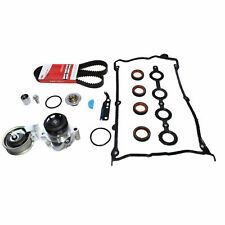 For Audi VW 1.8T Timing Belt Water Pump Valve Cover Gasket & Thermostat kit New