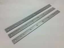 "12.5"" HSS Planer Knives DeWalt DW734 High Speed Steel Blades Pack of 3"