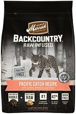 Merrick 1 Count Backcountry Pacific Catch Recipe 10 lb
