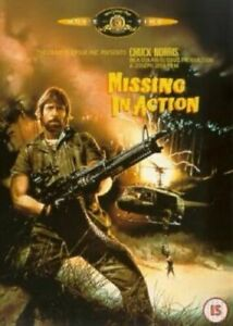 Missing in Action Dvd Chuck Norris Brand New & Factory Sealed (1984)