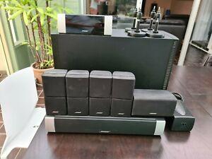 Bose Lifestyle V30 5.1 ch Home Theatre Speaker System HiFi