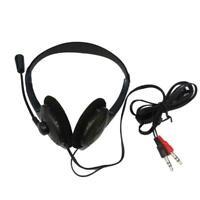 3,5 mm Stecker Mikrofon Kabel Stereo Headset Kopfhörer D8X0