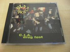 Old Skull - C.I.A. drug fest / Jüngste Punk Hardcore Band der Welt / CD RAR 1992