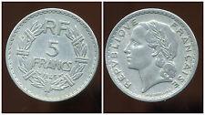 5  francs  LAVRILLIER    ALU 1946 C