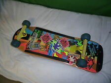 vintage action sports Kamikaze rare edition with concave stickers galore