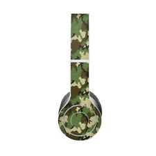 Skin for Beats by Dre Solo HD - Woodland Camo - Sticker Decal