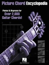 Instrument Instruction Guitar Chord and Scale Bks.: Picture Chord Encyclopedia …