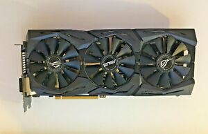 ASUS ROG STRIX GeForce GTX 1080 8GB VR Ready Gaming Graphics Card