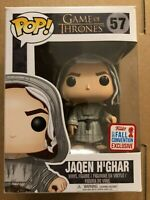 Funko POP! Game of Thrones #57 Jaqen H'Ghar DAMAGED BOX (Con Exc)