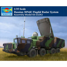 Trumpeter 01043 1/35 Russian 30N6E Flaplid Radar System Military Assembly Model