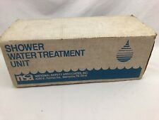 NSA150SH Bacteriostatic Water Treatment Shower Unit with Fittings 150-SH