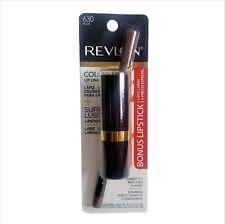 Revlon super splendenti Rossetto rosevelvet 130 + ColorStay Labbra Nude 630