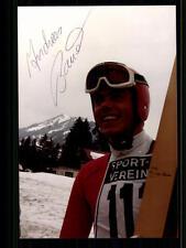 Andreas Bauer TOP Foto Orig. Sign. +A 13057 + A 76290