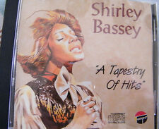 CD Shirley Bassey A Tapestry Of Hits