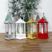 Personalised LED Light Lantern Home Candle Holder Christmas Wedding Decoration