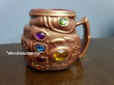 Disney Store Thanos Infinity Gauntlet Mug Marvel Avengers Infinity War End Game