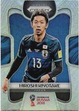 2018 Panini FIFA World Cup Silver Prizm (126) Hiroshi KIYOTAKE Japan