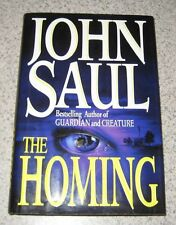 The Homing by John Saul (1994, Hardcover) 1st Edition -Horror/Mystery 0449908631