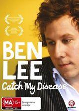 Ben Lee - Catch My Disease (DVD, 2012) Region 4 New