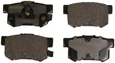 FITS ACURA HONDA RDX ACCORD CR-V CROSSTOUR REAR CERAMIC BRAKE PADS CX1086