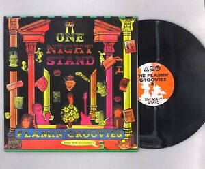 """The Flamin' Groovies - One Night Stand - NM - 12"""" Vinyl LP - ABCLP10"""