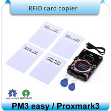 Proxmark3 Easy V3 0 IC ID M1 DEV Kits RFID Prox Reader Card Decryptor  Integrated