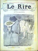 Le RIRE N° 53 du 9 Novembre  1895