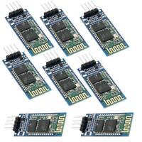 10Pcs HC06 HC-06 Wireless Serial 4 Pin Bluetooth RF Transceiver Module RS232 TTL