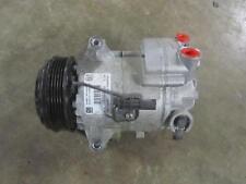 14-17 BUICK VERANO AC A/C Air Compressor 2.4 2.4L OEM Factory 13414021 Morad