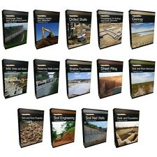 Geotechnical Geology Soil Rock Mechanics Training Course Collection Bundle