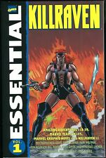 Essential Killraven Vol 1 TPB SC Marvel Comics New NM