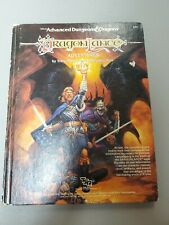 Advanced Dungeons & Dragons Dragonlance Adventures 2021 TSR