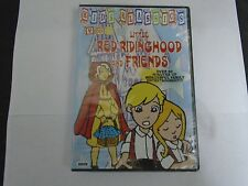 Little Red Ridinghood And Friends DVD New