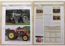 STEYR Traktor Schlepper Typ 280 / 280 a 1952 Weltbild