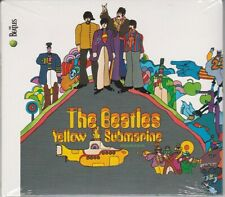 The Beatles - Yellow Submarine remastered cd - mini documentary - limited